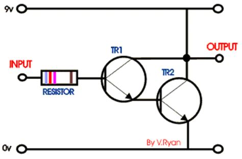 darlington transistor usage darlington transistor pair circuit and working with applications