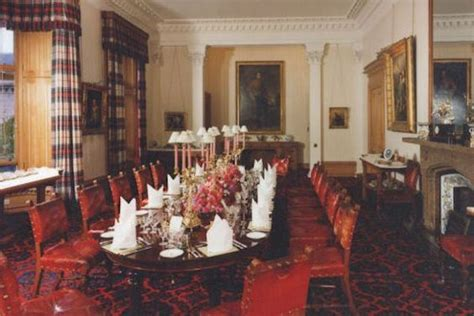 Balmoral Dining Room decor design review balmoral dining room the splendour falls on castle walls
