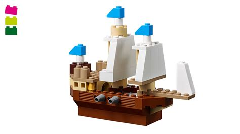 lego boat step by step ship lego 174 classic lego us