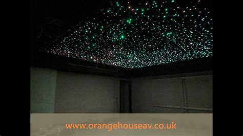 Fiber Optic Ceiling Installation by Fibre Optic Ceiling