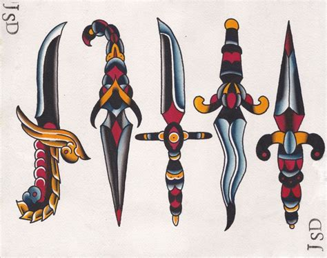 traditional dagger tattoo 25 best ideas about dagger on ram