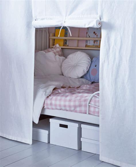 Hochbett Vorhang Ikea by Vorhang Kinderzimmer Mehr Privatsph 228 Re Ikea At