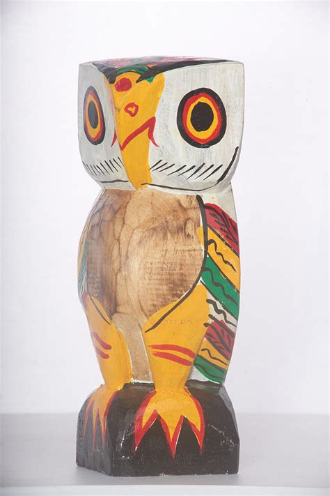 owls o o owl home decor white wooden katwa owl home decor buddha and beyond