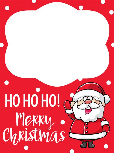 printable christmas gift card holders fun squared