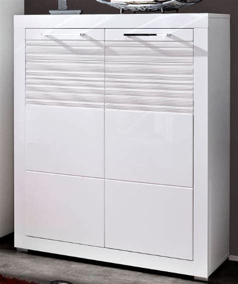 garderobenschrank 130 cm breit schuhschrank schuhe garderobe wei 223 hochglanz diele
