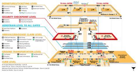washington dc terminal map dulles terminal gate maps washington dc