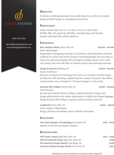 freelance resume design images