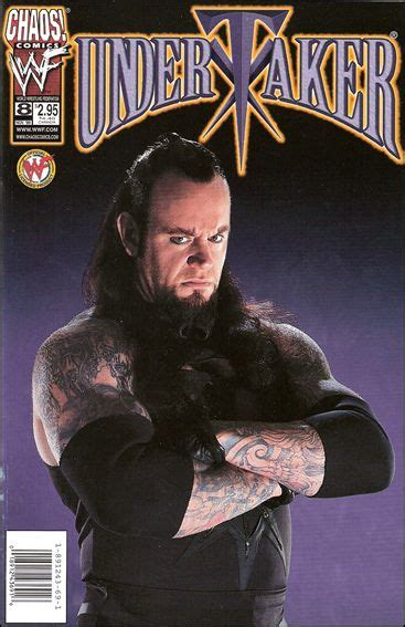 undertaker biography book undertaker 8 a nov 1999 comic book by chaos comics
