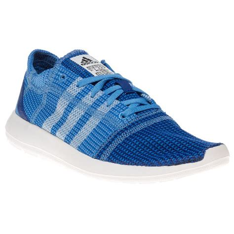 Sepatu Adidas Element Tricot Mens Blue Adidas Element Refine Tricot Trainers At Soletrader
