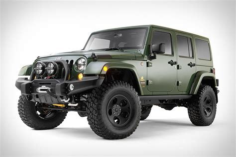 cheap jeep wrangler special edition aev filson wrangler is no cheap jeep