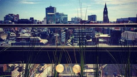 Best Rooftop Bars In Manchester 2018 Complete With All Info