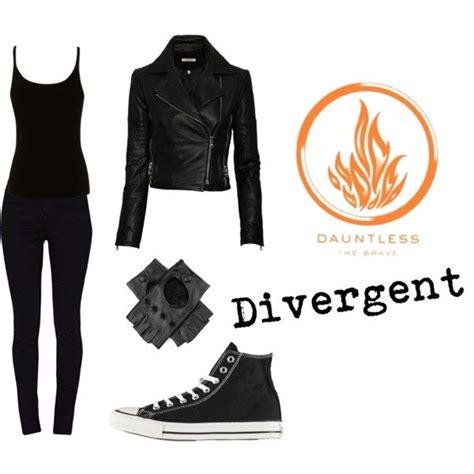 divergent dauntless clothes black initiation