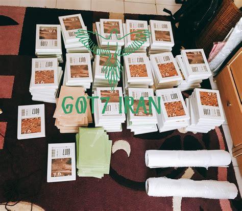Got7 Arrival Album Logbook i got7 flight log arrival albums got7 fancafe