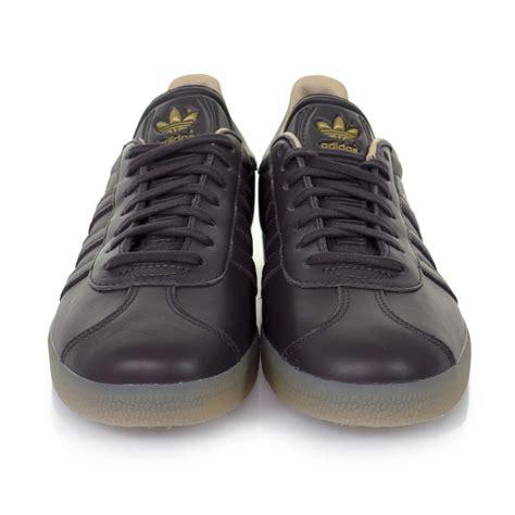 Sepatu Original Adidas Gazelle Leather Grey adidas gazelle grey leather shoe