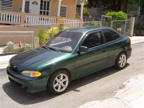 Hyundai Accent 1995 by Clubguanica 1995 Hyundai Accent S Photo Gallery At Cardomain