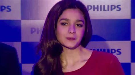 Philips Hair Dryer Alia Bhatt launch of philips range with alia bhatt