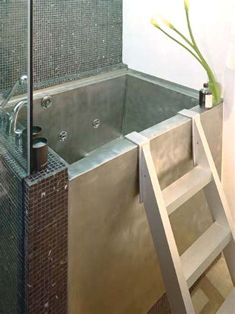 japanese bathtubs design with small space