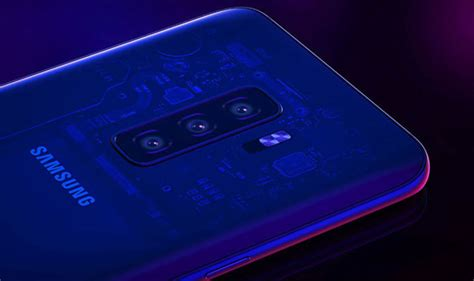 Samsung Galaxy S10 Discount by If The Galaxy S10 Looks This The Galaxy S9 Could A Big Problem Express Co Uk