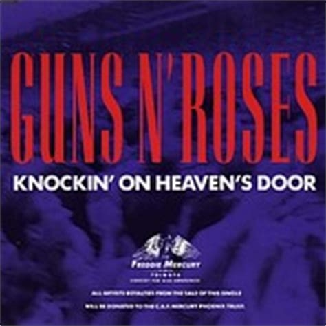 Guns N Roses Knocking On Heavens Door by Guns N Roses Discography Albums And Songs