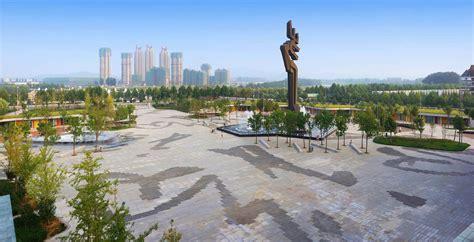 Concrete Floor Plans cultural plaza park 01 171 landscape architecture works