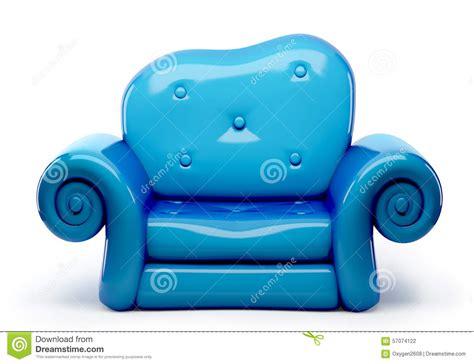 Leather Sofa Prices 3d Sofa Cartoon On White Stock Illustration Image 57074122