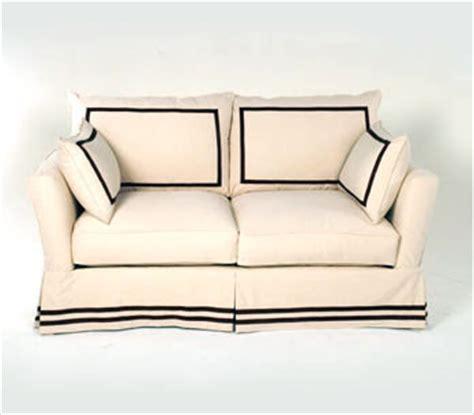 diy sofa slipcovers grosgrain diy slipcover tutorial