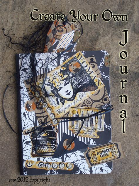 how to create your own journal silver ravenwolf