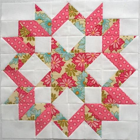 8 Star Quilt Blocks ? Quilting