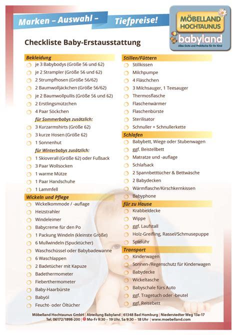 erstausstattung wohnung jobcenter liste erstausstattung baby erstausstattung baby