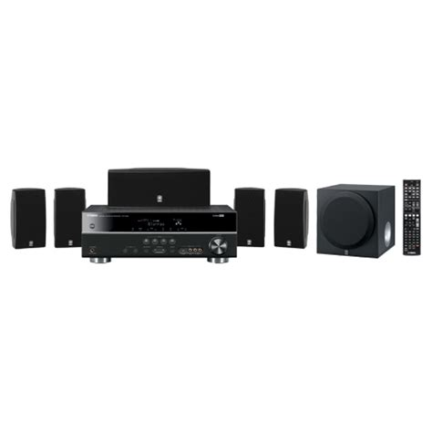 yamaha 600 watt 5 1 channel 3d receiver home theatre