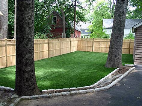 Backyard Landscaping Ideas For Dogs by Plastic Grass Westview Florida Park Backyard