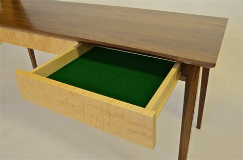 Felt Lined Drawers felted drawer 171 alan dorsey custom woodworking
