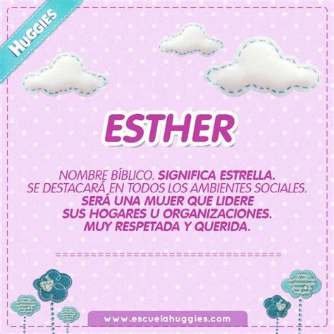 significado de ester 1000 images about esther on