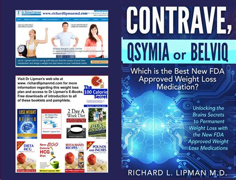 Fda Approved Weight Loss Drugs by Contrave Qsymia Or Belviq Which Is The Best New Fda