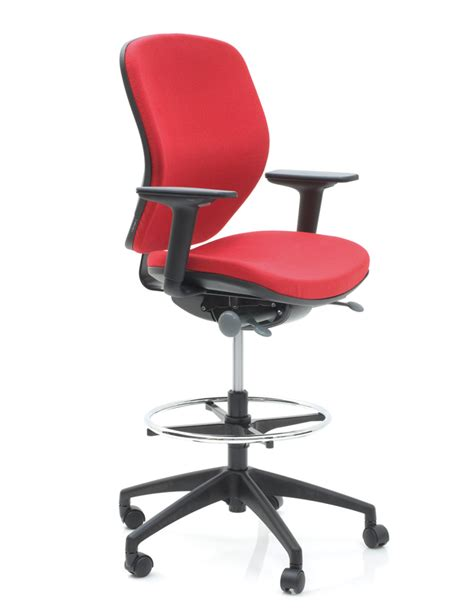 Counter Height Task Chair by Counter Height Chair With Arms Ergonomics