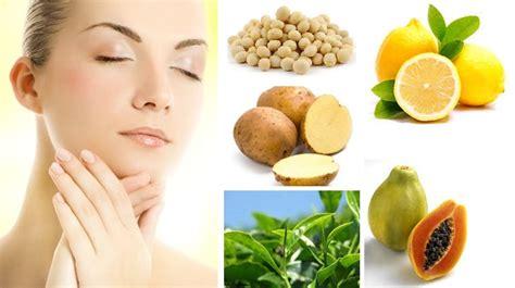 Obat Alami Kulit Terbakar Matahari 4 bahan alami untuk memutihkan kulit