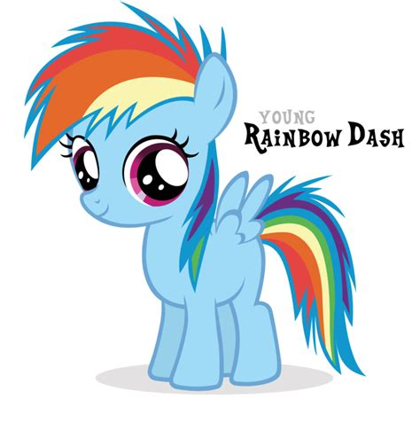 filly rainbow dash coloring page image rainbow dash filly by blackm3sh png my little