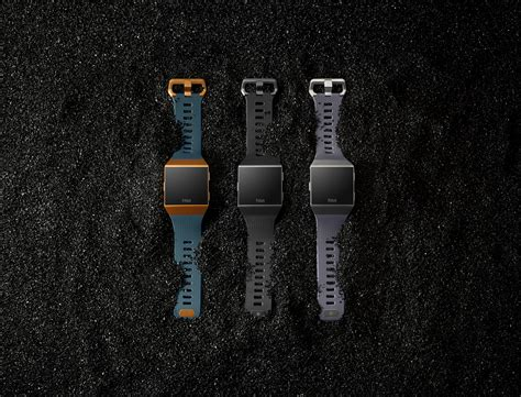 Fitbit Ionic fitbit inc fitbit launches ionic the ultimate health