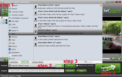 video file format ipad mini encoding videos with the best format settings for ipad mini