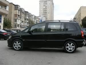 Opel Zafira Second Opel Zafira Second 2000 9200 Gasoline