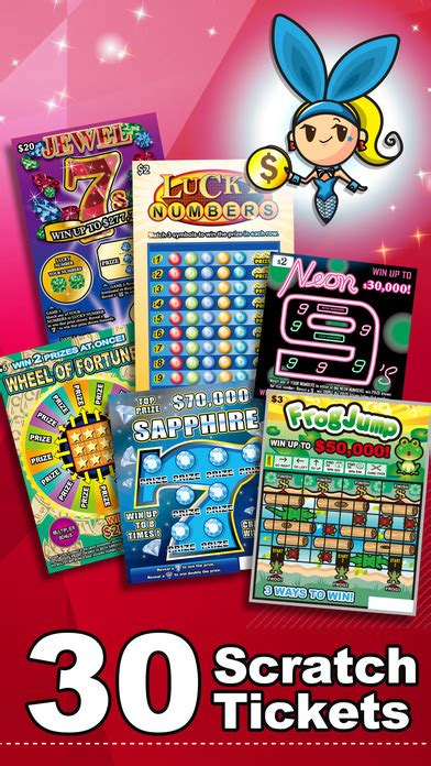 Free Scratch Off Games Win Real Money - scratch off scratchers games app report on mobile action