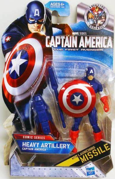 Captain America 02 captain america 02 captain america heavy artillery