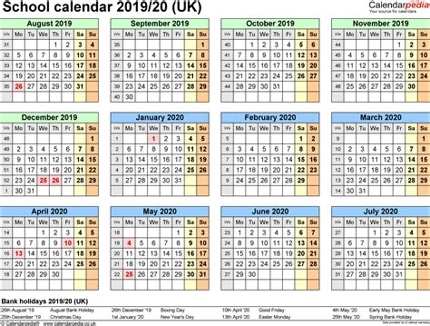 school calendars    printable  templates