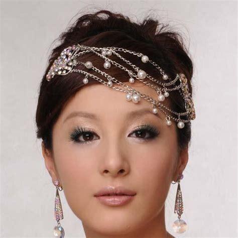 wedding hair accessories trade اكسســـــــــــــــوارات شعر للعرائس اكسسوار شعر للخطوبة