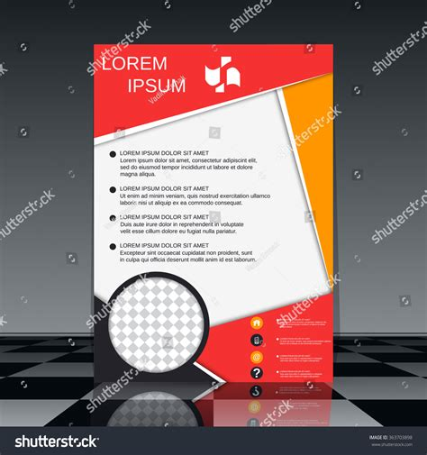 professional poster design templates professional flyer template brochure mockup business