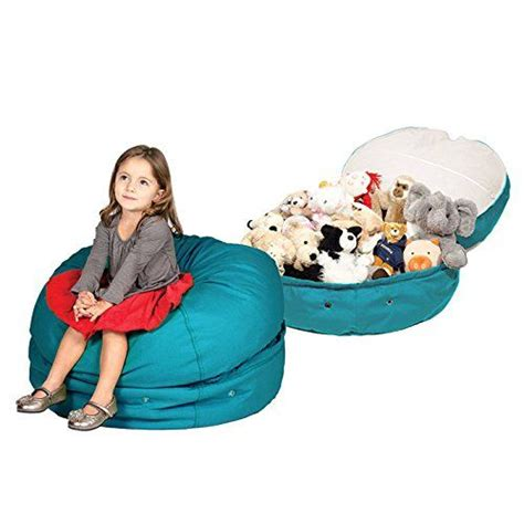 bean bag storage chair mimish storage beanbag a stylish storage solution bags