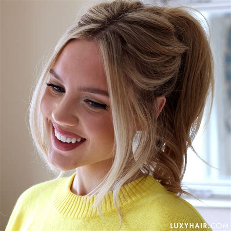 cute hairstyles for jogging running late hairstyles 3 easy looks luxy hair