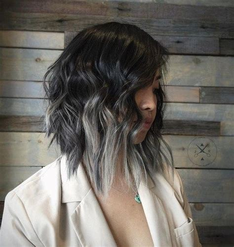 how to do ash ombre highlight on short hair 25 best ideas about black bob on pinterest short black