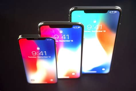 New Iphones 2018 Apple To Release Three New Iphones In 2018 With Id Bloomberg Iphone In Canada