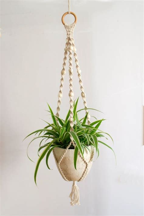 Pot Plant Hangers - 25 best ideas about macrame plant hangers on
